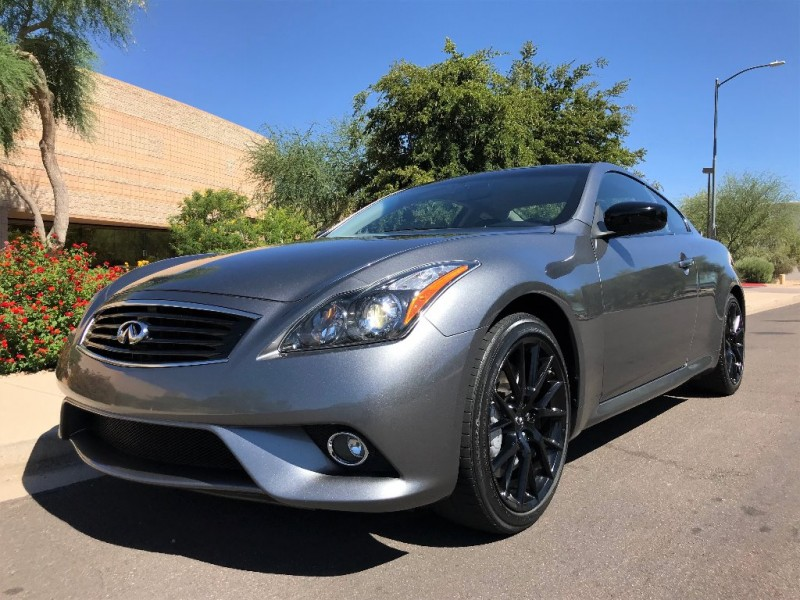 Pride Auto Sales >> 2015 INFINITI Q60 S Limited RWD Coupe - Choice Motor Group ...