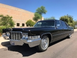 Cadillac Series 75 Sedan (Limousine) 1969