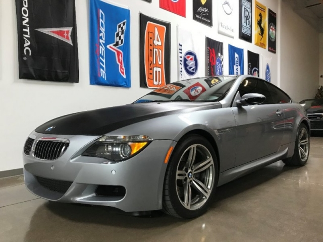2007 bmw m6 coupe motor