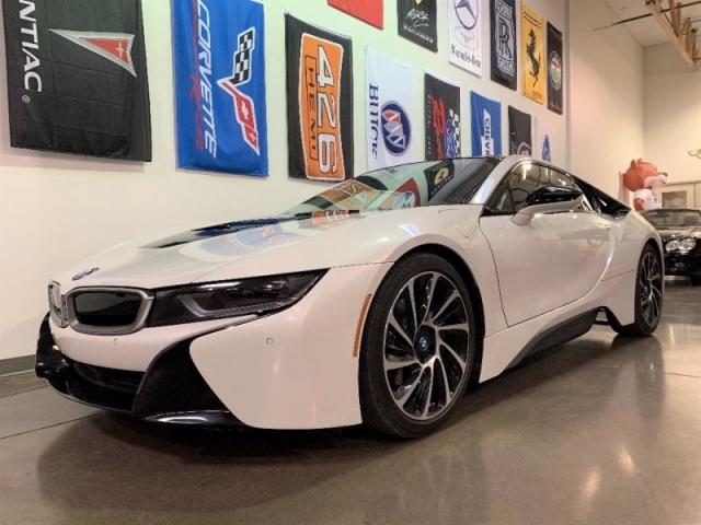 2015 BMW i8 Mega AWD Hybrid