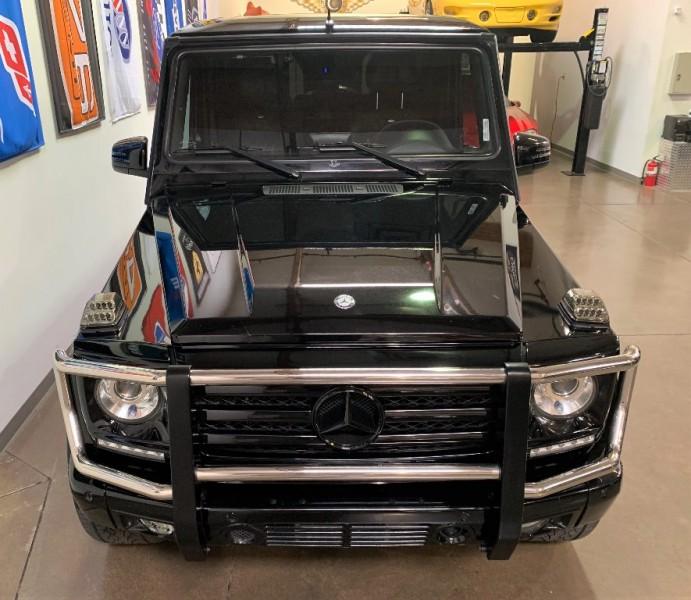 Mercedes-Benz G-Class 2013 price $53,900