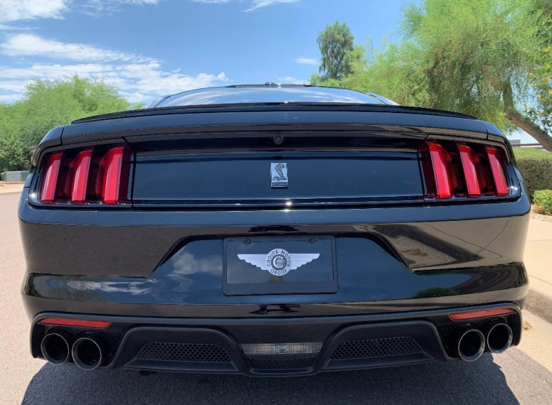Ford Mustang 2016 price $49,500