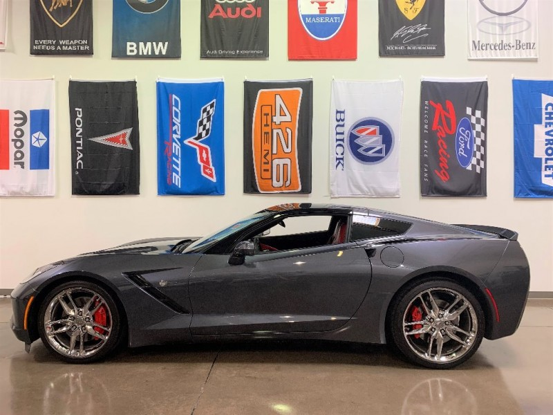 Chevrolet Corvette Stingray 2014 price $49,500