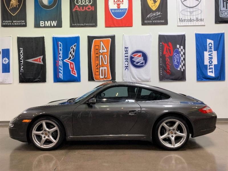 Porsche 911 2007 price $43,900