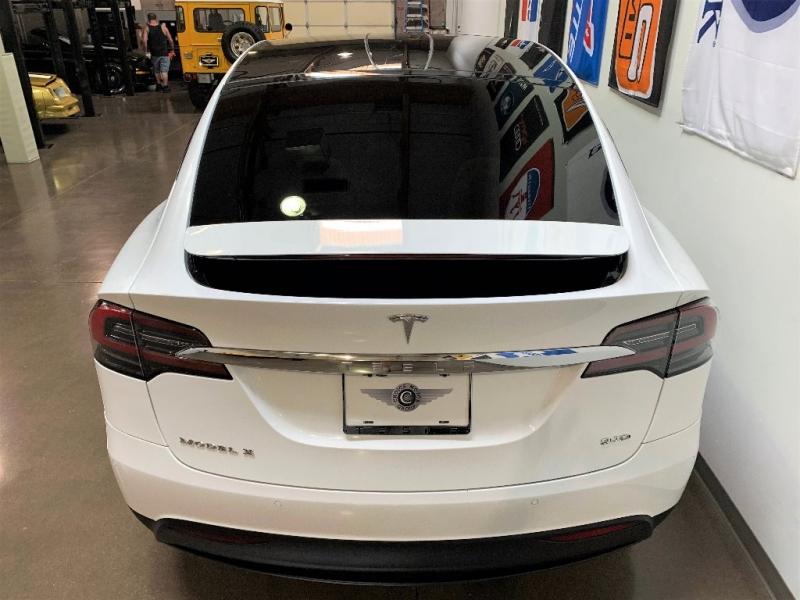 Tesla Model X 2016 price $69,850