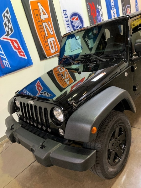 Jeep Wrangler Unlimited 2017 price $26,900