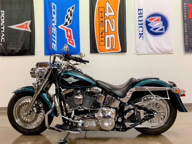 2000 Harley Davidson Fat Boy Softail FLSTF