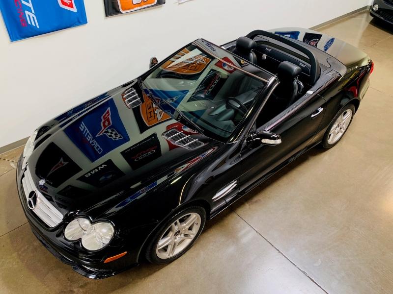 Mercedes-Benz SL-Class 2007 price $22,500