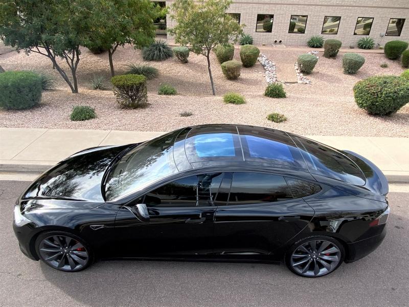 Tesla Model S 2015 price $64,500