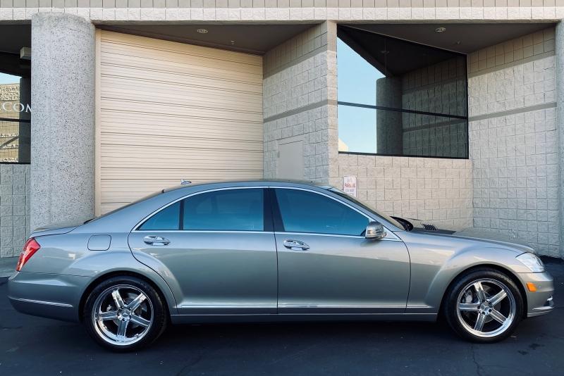 Mercedes-Benz S-Class 2013 price $25,500