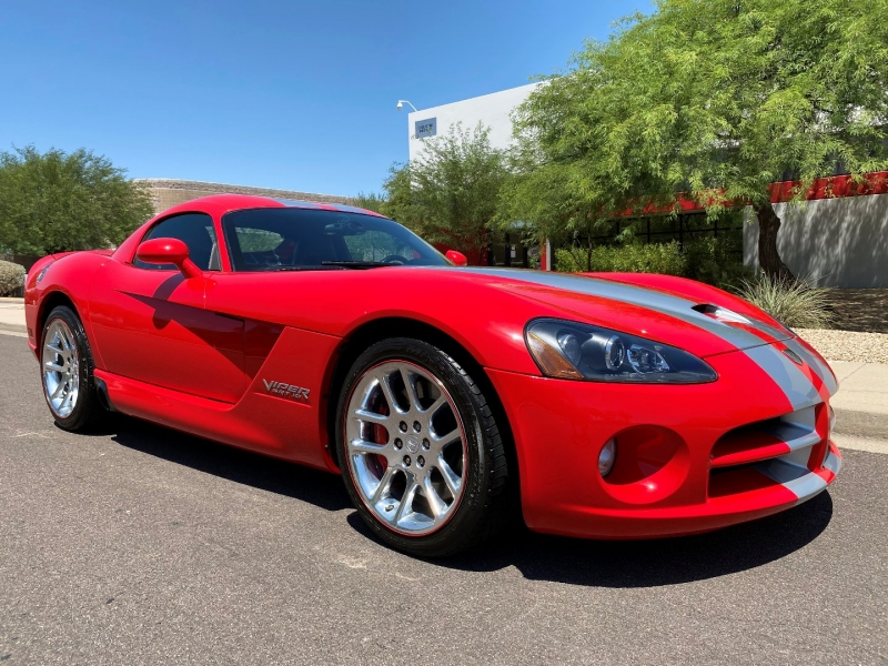 Dodge Viper 2006 price $64,900