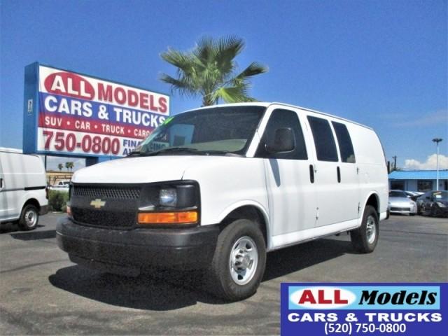 2014 Chevrolet Express Cargo Van