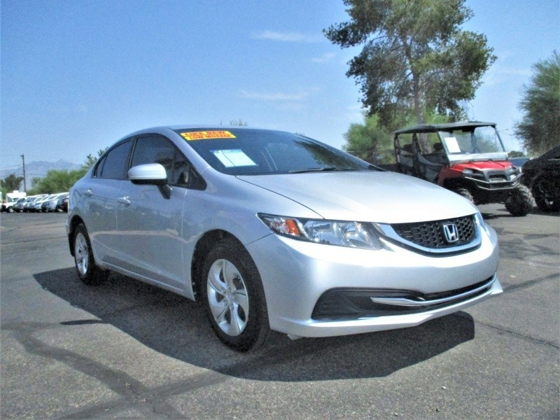 Honda Civic Sedan 2015 price $12,995