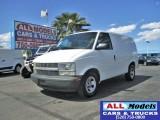 Chevrolet Astro Cargo Van 2001