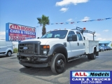Ford Super Duty F-550 DRW 2008