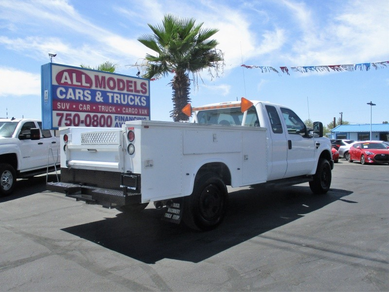 Ford Super Duty F-350 SRW 2008 price $16,995