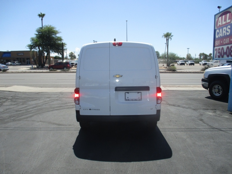 Chevrolet City Express Cargo Van 2015 price $13,995