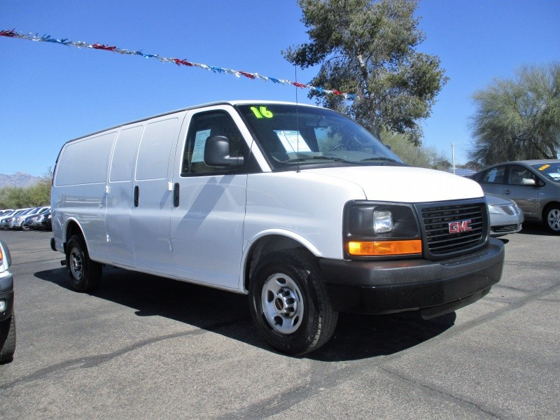 GMC Savana Cargo Van 2016 price $18,995