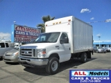 Ford Econoline Commercial Cutaway 2012