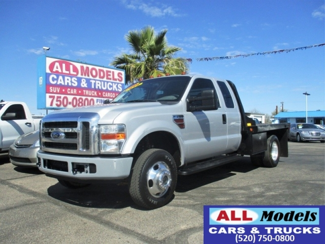 2008 Ford Super Duty F-350 DRW