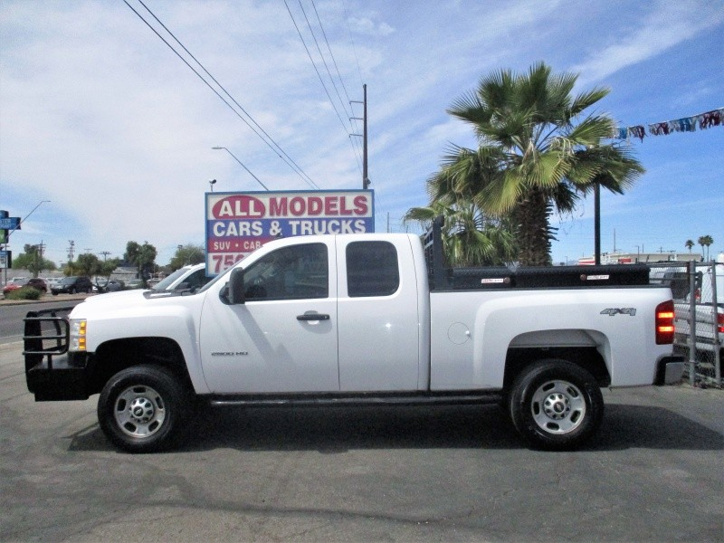 Chevrolet Silverado 2500HD 2013 price $17,995
