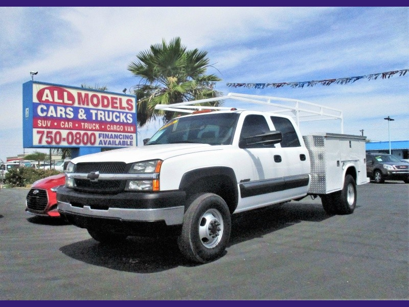 Chevrolet Silverado 3500 2004 price $12,995