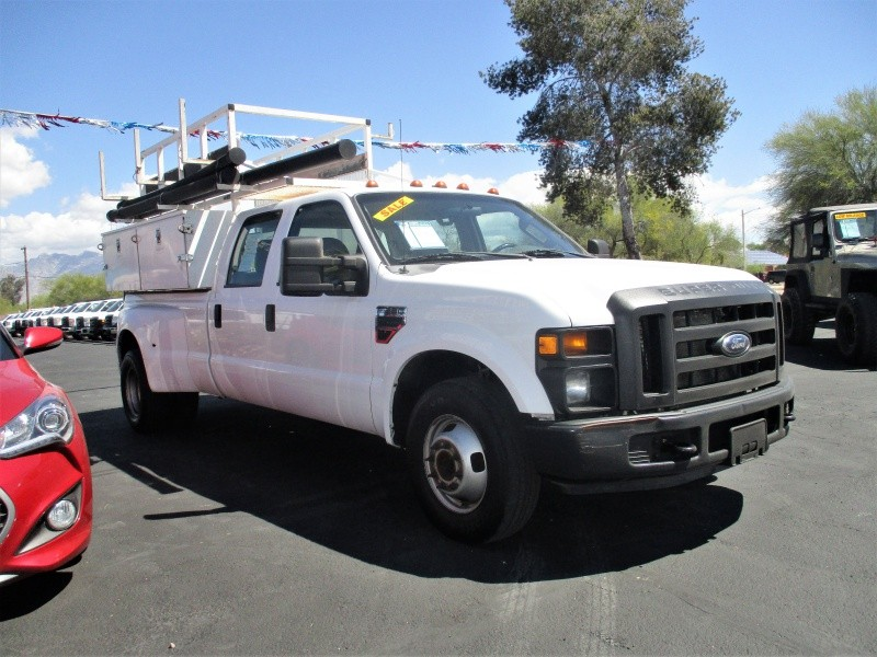 Ford Super Duty F-350 DRW 2008 price $10,995