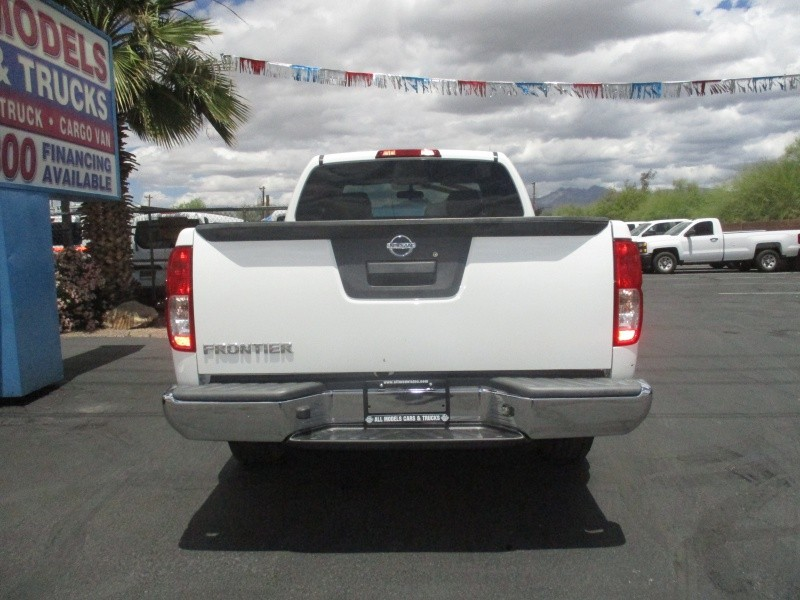Nissan Frontier 2016 price $15,995