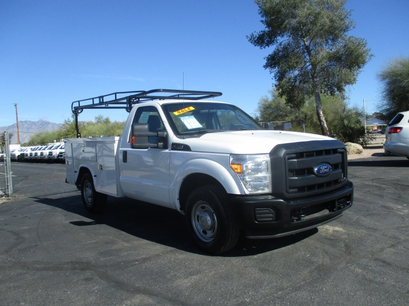 Ford Super Duty F-350 SRW 2012 price $14,995