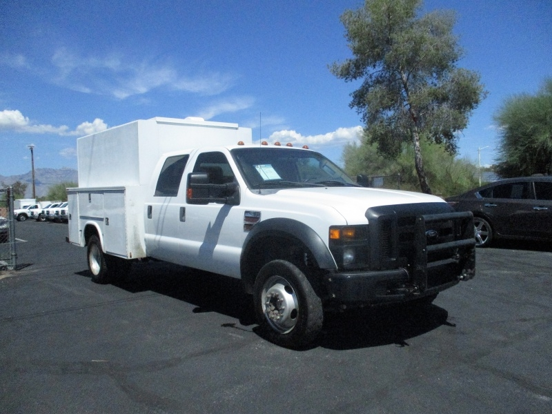 Ford Super Duty F-450 DRW 2008 price $19,995