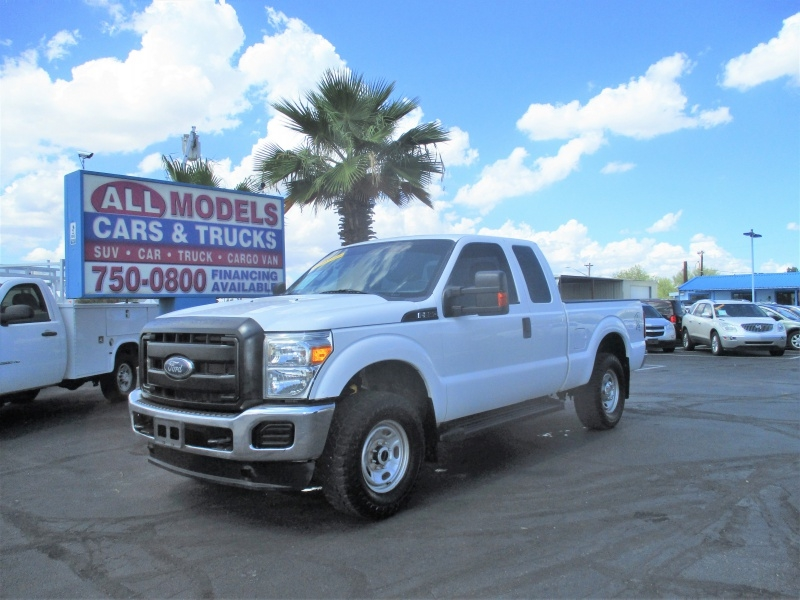 Ford Super Duty F-250 SRW 2015 price $15,995