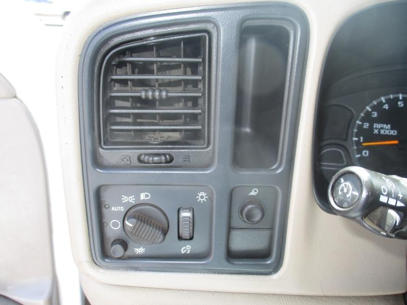 Chevrolet Silverado 2500HD 2003 price $7,995