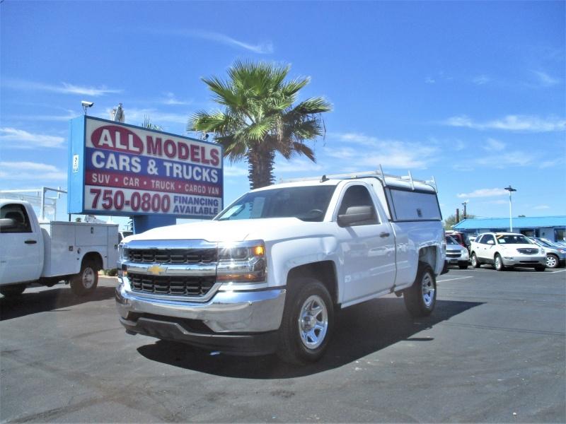 Chevrolet Silverado 1500 2016 price $17,995