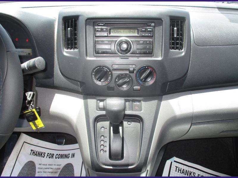 Nissan NV200 2015 price $14,995