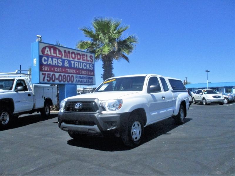 Toyota Tacoma 2015 price $15,995
