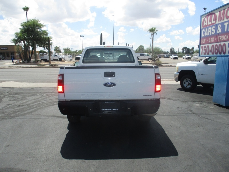 Ford Super Duty F-250 SRW 2008 price $11,995