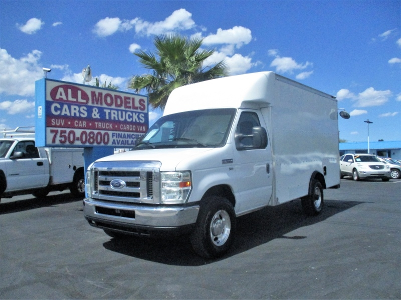 Ford Econoline Commercial Cutaway 2012 price $11,995