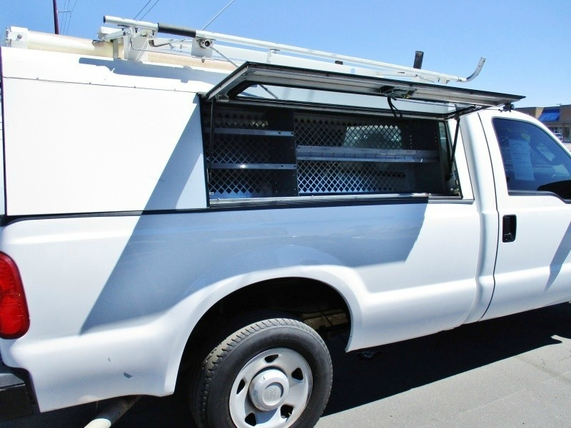 WORKMASTER Heavy Duty Utility Camper Shell 2008 price $995 Cash