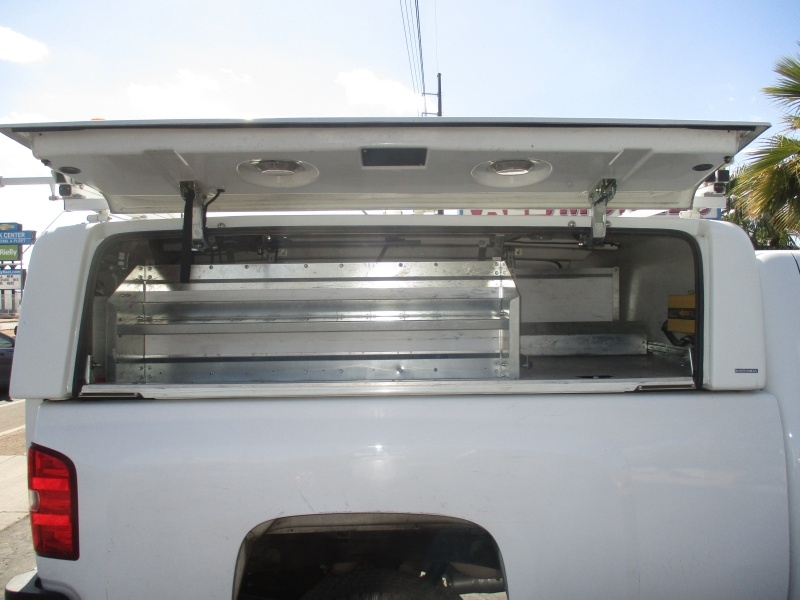 Work Shell MARANDA Heavy Duty Utility Camper Shell 2011 price $2,995