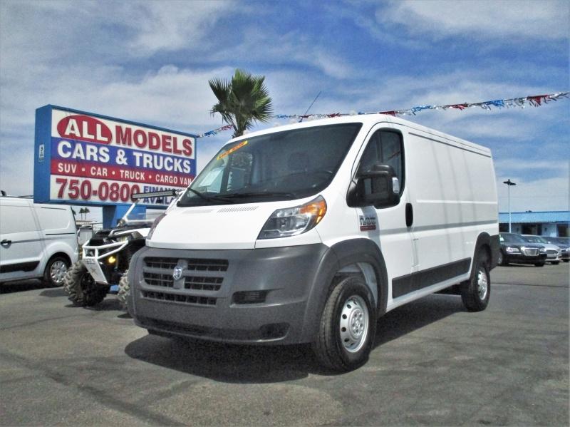RAM ProMaster Cargo Van 2017 price $17,995