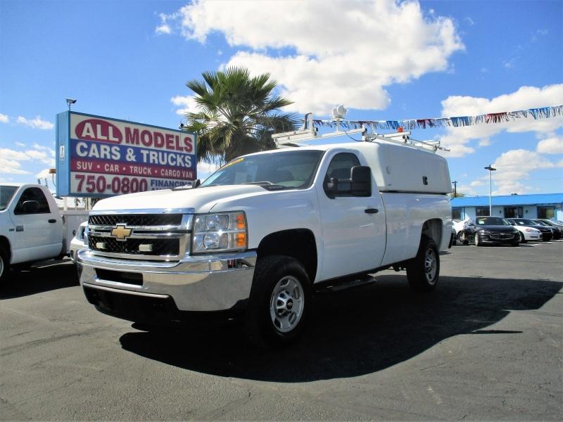 Chevrolet Silverado 2500HD 2011 price $15,995