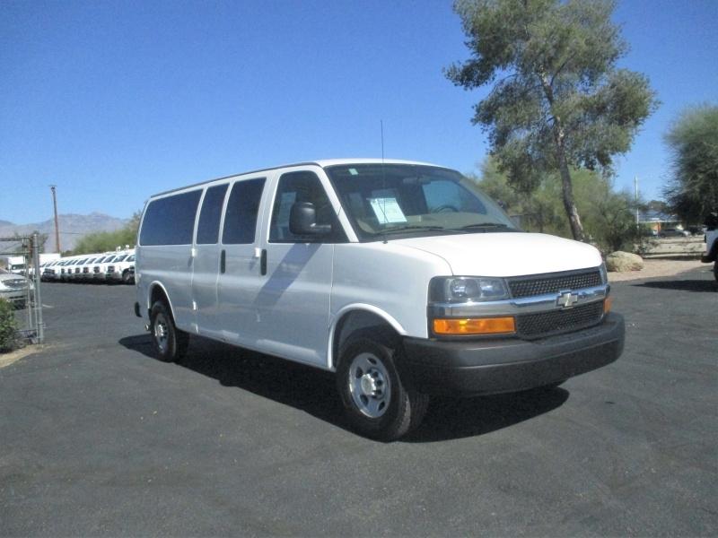 Chevrolet Express Passenger 2008 price $12,995