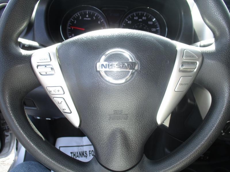 Nissan Versa Sedan 2018 price $10,995