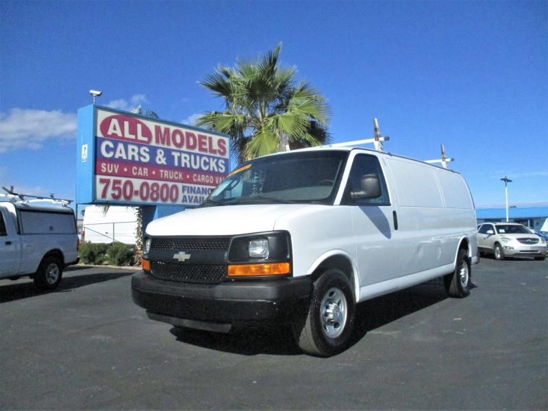 2016 Chevrolet Express 2500 >> 2016 Chevrolet Express Cargo Van Rwd 2500 155