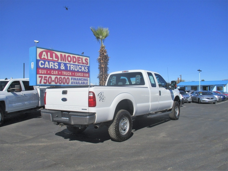 Ford Super Duty F-250 SRW 2014 price $17,995