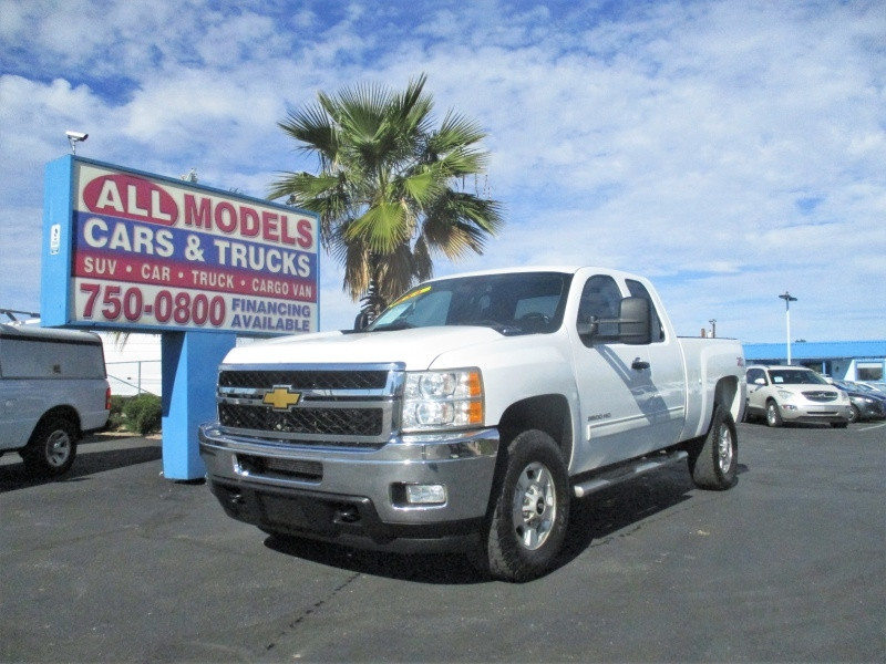 Chevrolet Silverado 2500HD 2012 price $16,995