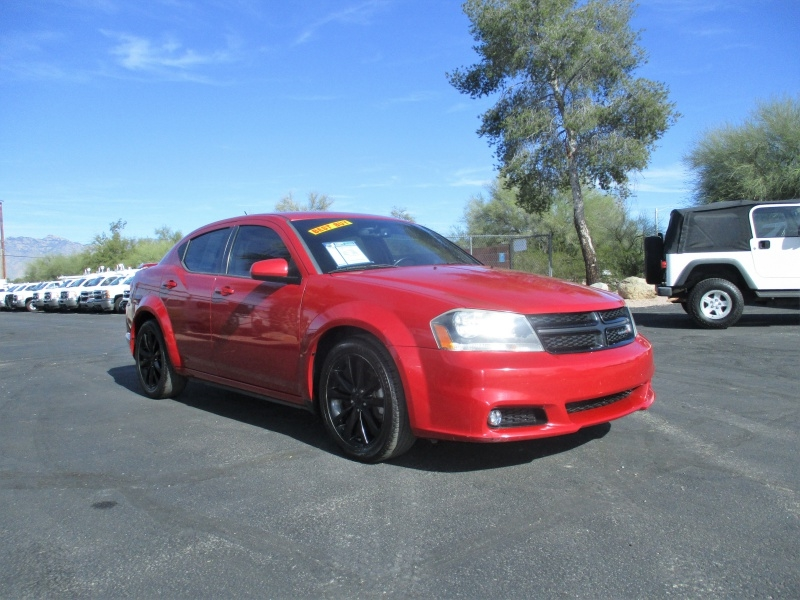 Dodge Avenger 2014 price $7,995