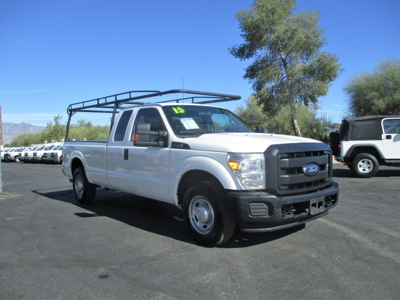 Ford Super Duty F-250 SRW 2015 price $14,995