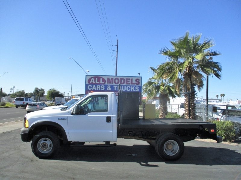Ford Super Duty F-350 SRW 2005 price $15,995