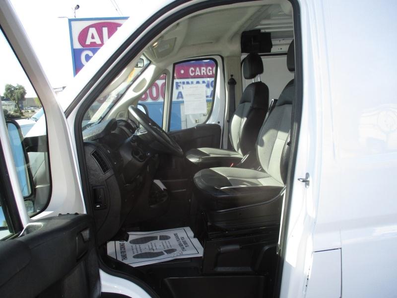 RAM ProMaster Cargo Van 2019 price $21,995